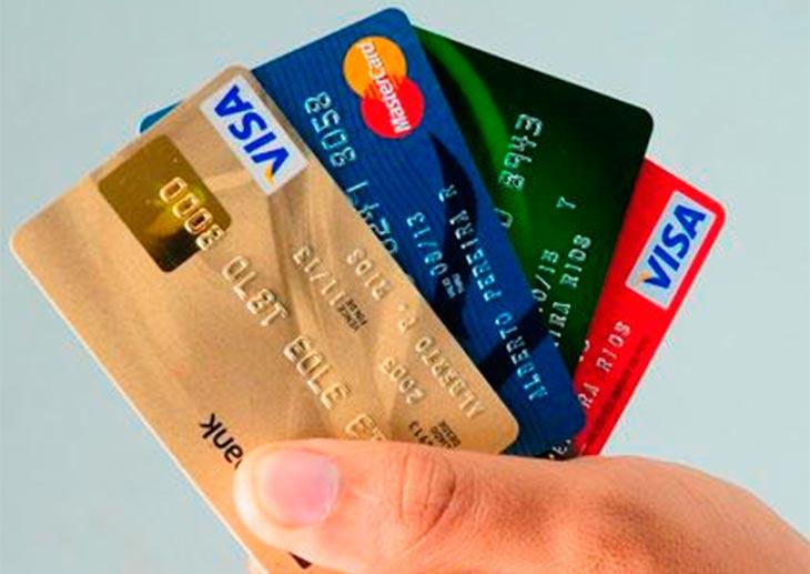 tarjetas internacionales